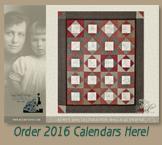 2016 Calendar Contest