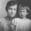 Ruby Short McKim with daughter Betty