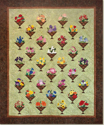 McKim Studios ·· Ruby Short McKim Revival: BLOCK of the MONTH : south carolina quilt shops - Adamdwight.com